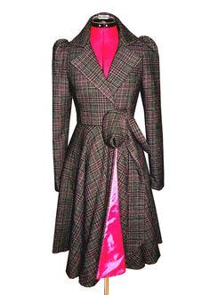 LAURAGALIC: Ofelia Jacket $199.99