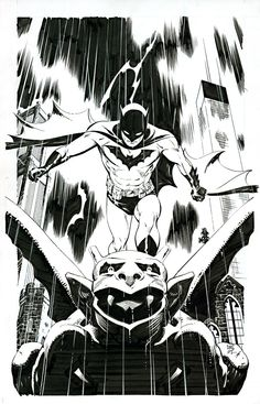 Batman by Paul Smith