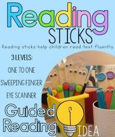 Guided reading fluency idea