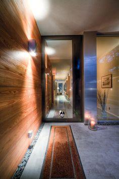 custom-design contemporary front door contemporary entry