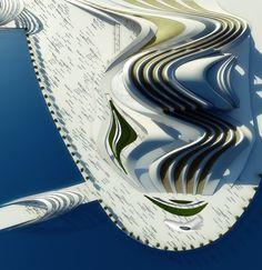 Busan Opera House Proposal / Diana Q. de Saul & Alejendro Munevar
