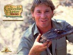 Steve Irwin-left too soon