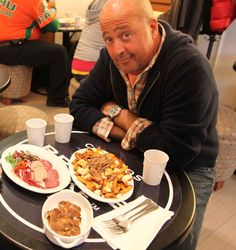 The 10 best TV chefs, ranked by their shows and their restaurants ~ 10. Andrew Zimmern Shows: Bizarre Foods with Andrew Zimmern, Andrew Zimmern's Bizarre World, Bizarre Foods America Restaurants: AZ Canteen
