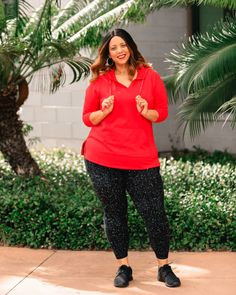 Looking Casual in LIVI Activewear by Lane Bryant | Estrella Fashion Report Flo Rida, Plus Size Activewear, Lane Bryant, Plus Size Fashion, Active Wear, Personal Style, Fashion Outfits, Casual, Plus Size Clothing