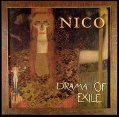 Drama of Exile - Nico Drama, Singer, Album, Vegetarian, Velvet, Music, Singers, Drama Theater, Dramas