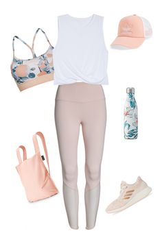 Workout Outfits For Women, Cute Workout Outfits, Yoga Outfits, Workout Attire, Sport Outfits, Summer Outfits, Cute Workout Leggings, Cheap Outfits, Sports Bra Outfit