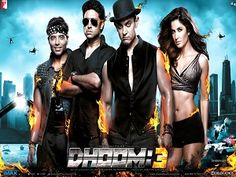 Dhoom3 :- The trailers of Dhoom 3 promised that this year will end will a Dhoom (blast). Well did they keep their promise? These days people are too smart and they don't enter the cinema halls by just watching its trailer. They are needed to be convinced that whatever is being served to them is up to their standards.