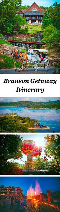 Hundreds of shows and lakeside fun make Branson, Missouri, a prime vacation destination: http://www.midwestliving.com/travel/missouri/branson/branson-getaway-itinerary/ #branson #missouri #vacation