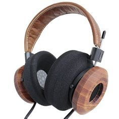 Grado Statement Series Open-Air Stereo Headphone for sale Audiophile Headphones, Bluetooth Headphones, Headset, Sennheiser Headphones, Music Headphones, Sports Headphones, Equipment For Sale, Audio Equipment, Best Over Ear Headphones