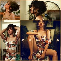 Camila Cabello 🌹 Demi Lovato, Boho Chic, Sexy, Fashion Poses, Hollywood Celebrities, Female Singers, Woman Crush, Sensual, Rihanna