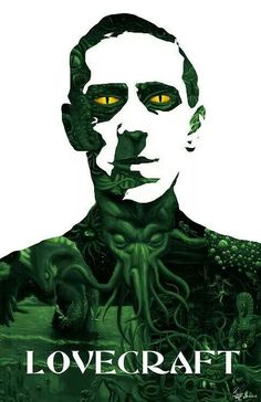 H.P. LOVECRAFT ( 1890-1937 )