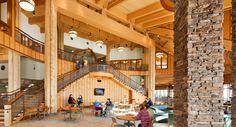 Rocky Top Student Center, Quinnipiac University (Photo: Robert Benson)