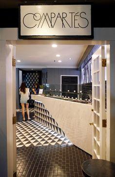 Compartes (Melrose): AAmp Studio - Restaurant & Bar Design #restaurantdesign