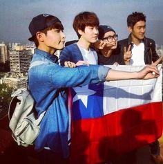 #SuperJunior #In #Chile
