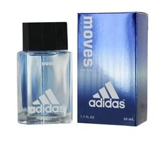 Adidas Moves Cologne by Adidas 1.0oz Eau De Toilette spray for Men