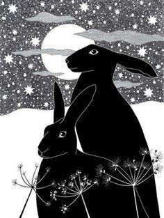 Christmas hare: