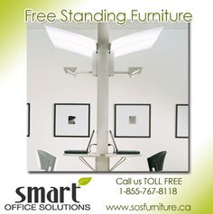 Freedom in the Workplace! We have a wide selection of Free Standing Furniture and Casegoods from suppliers as broad as #Haworth, #Steelcase, #Knoll, #Absolute and #HermanMiller. Contact us Toll Free 1-855-767-8118  www.sosfurniture.ca New Furniture, Office Furniture, Smart Office, Workplace, Custom Design, Freedom, Home Decor, Liberty, Political Freedom