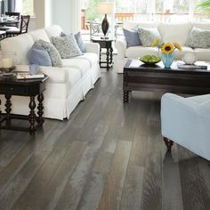 Shaw Majestic Hickory Grandview 3/8 in. x 5 in. Wide x Random Length Engineered Click Hardwood Flooring (31.29 sq. ft. /case)