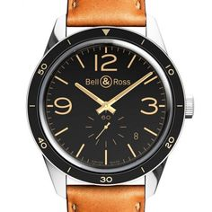 Bell & Ross Vintage BR123 Golden Heritage Automatic Men's Watch