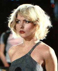 Debbie Harry; photo by Roberta Bayley, 1979.