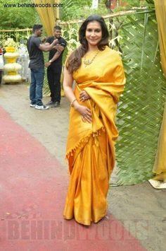 Such a beautiful kanchipuram saree