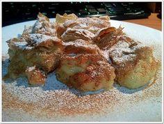 Μπουγάτσα με κρέμα όλα τα λεφτά!!!!!! Greek Recipes, Pie Recipes, Cookie Dough Pie, French Toast, Sweets, Snacks, Cooking, Breakfast, Ethnic Recipes