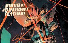 Weird Science DC Comics: Batman and Robin Eternal #5 Review