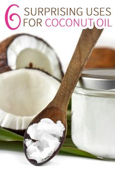 Coconut oil has way more uses than just for cooking. For hair, it can smooth and moisturize, for skin it can help you get a smooth shave, for dogs it can be a skin conditioner, for teeth it can clean and brighten, and for face it makes a great makeup remover. Head over to eBay and discover more surprising uses for coconut oil.