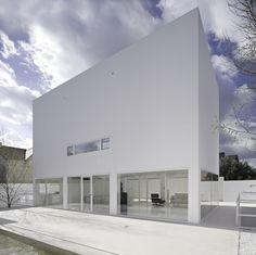 Gallery of Moliner House / Alberto Campo Baeza - 2