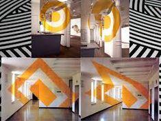 Anamorphic Art | Luffa Goes Live Wayfinding Signs, Anamorphic, Live, Art, Art Background, Kunst, Performing Arts