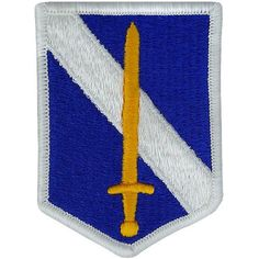 73rd Infantry Brigade Class A Patch