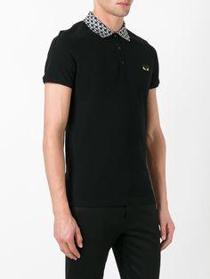 #fendi #men #new #bagbugs #black #poloshirt #style #fashion www.jofre.eu