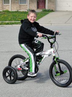 Fatwheels Training Wheels Autism Walk Pinterest