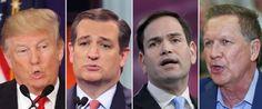 Mini Super Tuesday Republican Exit Poll Analysis...: Mini Super Tuesday Republican Exit Poll Analysis #PrimaryResultsToday #ExitPolls…