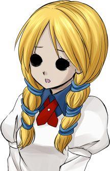 Eyeless Girl - Mad Father - she looks like Viola