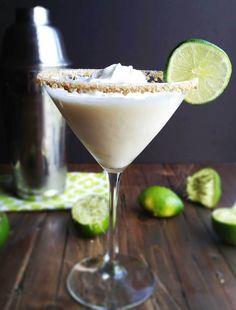 Key-Lime-Martini