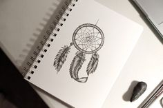 The artwork behind our Dreamcatcher iPhone case #dreamcatcher #iphonecase #art