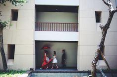 Go to tea ceremony