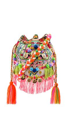 Agua Bendita Bendito Laurel Bag in Multi | REVOLVE