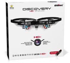 5. UDI 818A HD + RC quadcopter
