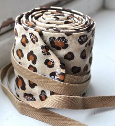 Cheetah Print Crossfit Wrist Wraps by superphine on Etsy, $15.00