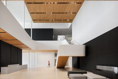 Remai Modern museum in Canadian Prairies comprises stacked volumes