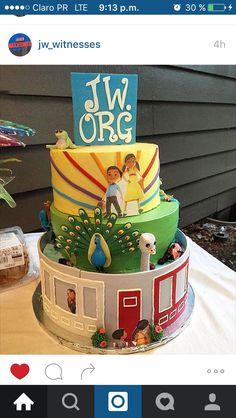 Jw. Org cake