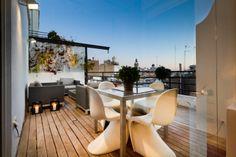 Terraza Ático Ayuntamiento 34 VLC Valencia Luxury