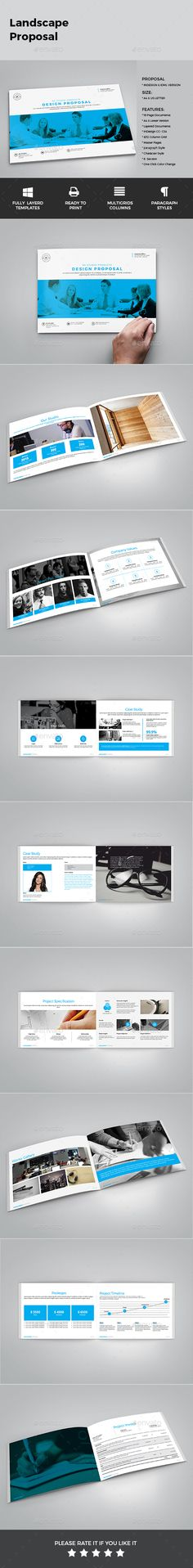 RW/Proposal Proposal templates, Proposals and Template - web design proposal template