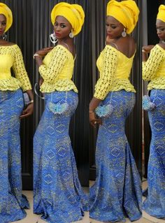 MUST SEE !!!!!!!!!!!!!!Ankara, Lace And Other Styles From TEEKAYFASHION.   Asho Ebi Styles