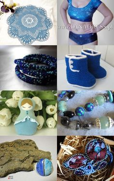 blue by 1ste1 on Etsy--Pinned with TreasuryPin.com
