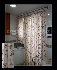1000 images about cortinas en cocinas on pinterest casa - Cortinas para casa de campo ...