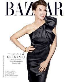 Harper's Bazaar October 2013 Cover Story