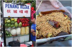 Malaysian Food Trail with Johor Kaki: Mobile Penang Rojak Stall
